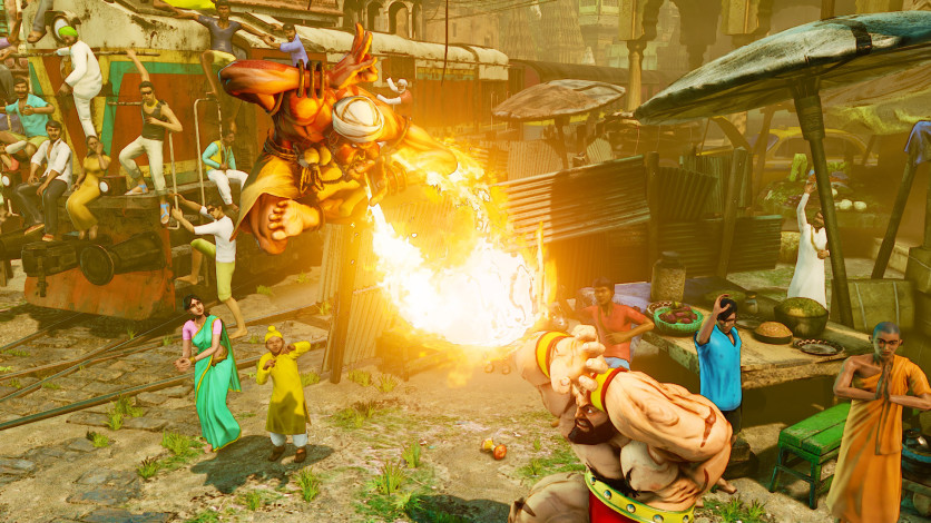 Screenshot 34 - Street Fighter V