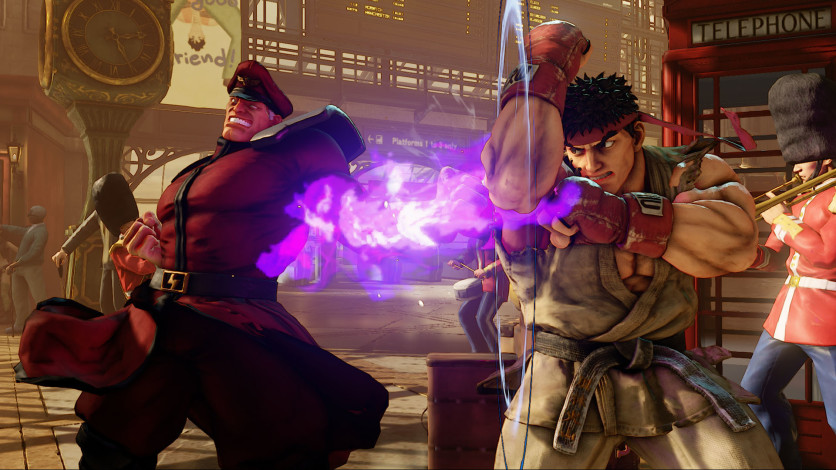 Screenshot 14 - Street Fighter V