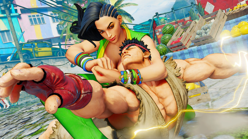 Screenshot 2 - Street Fighter V