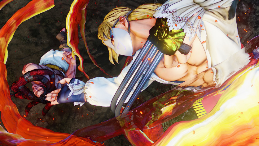 Screenshot 21 - Street Fighter V