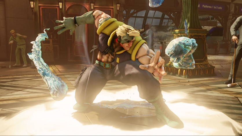 Screenshot 9 - Street Fighter V