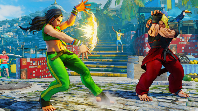 Screenshot 33 - Street Fighter V