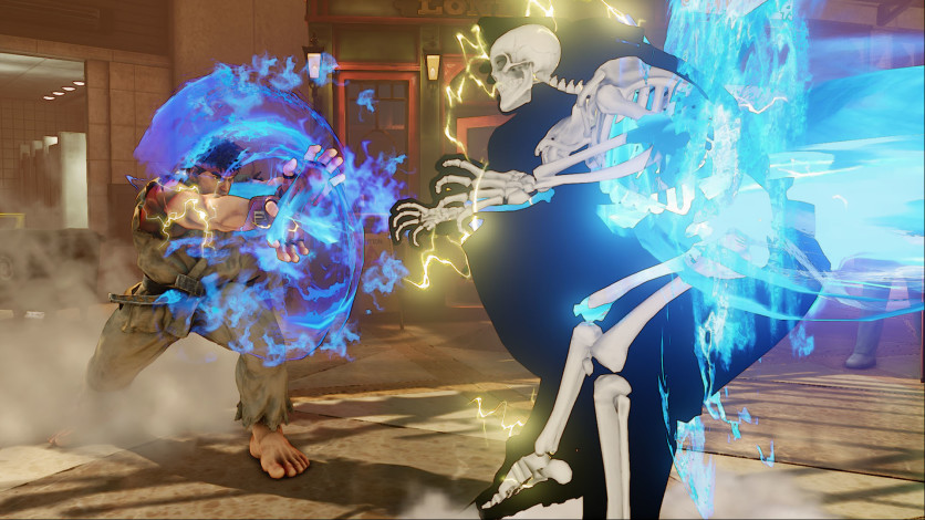 Screenshot 10 - Street Fighter V