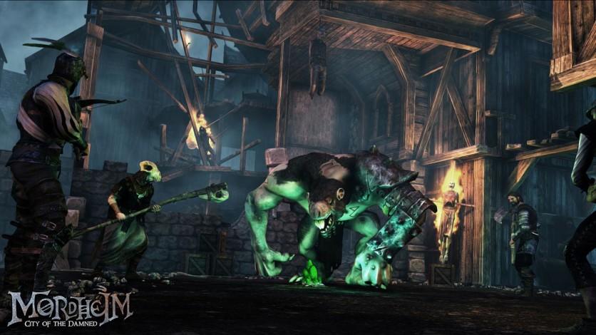 Screenshot 2 - Mordheim: City of the Damned