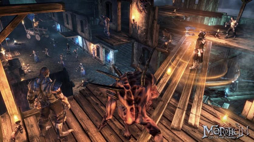 Screenshot 3 - Mordheim: City of the Damned