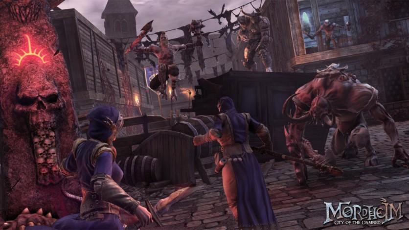 Screenshot 8 - Mordheim: City of the Damned