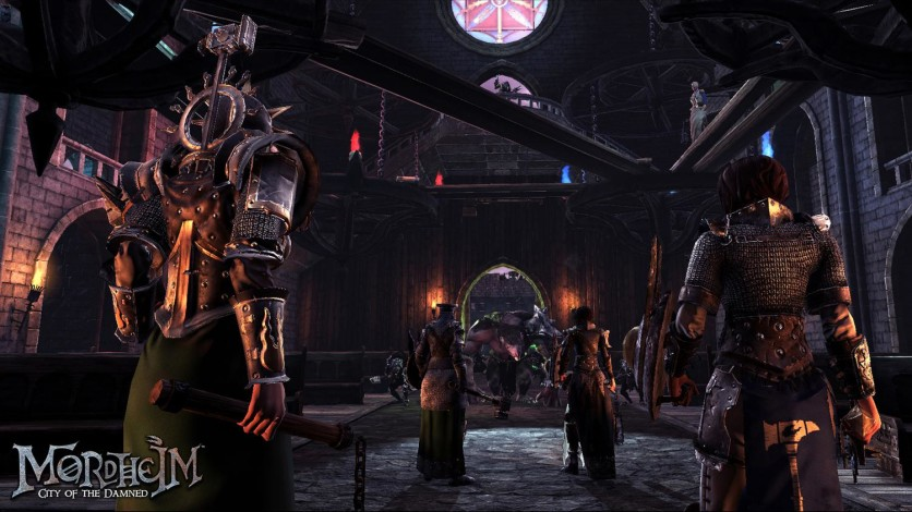 Screenshot 6 - Mordheim: City of the Damned