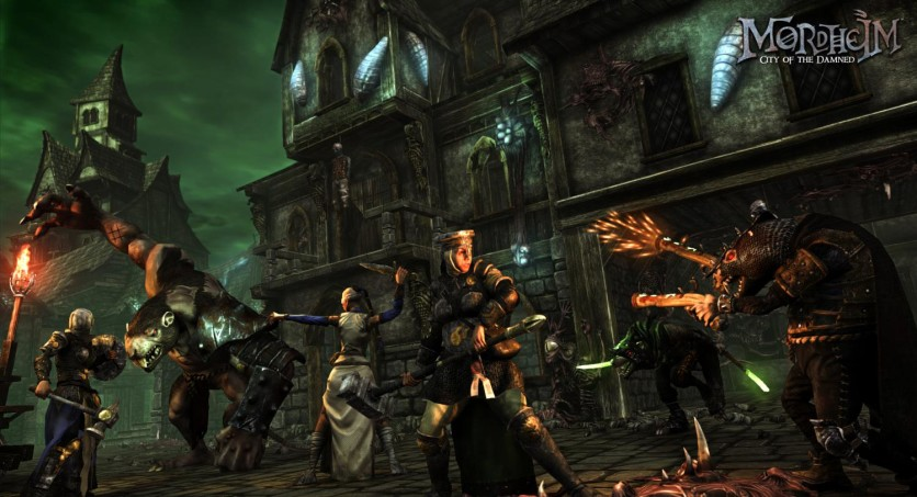Screenshot 4 - Mordheim: City of the Damned