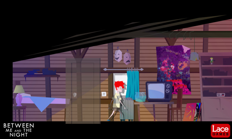 Screenshot 4 - Between Me and the Night