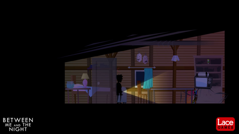 Screenshot 8 - Between Me and the Night