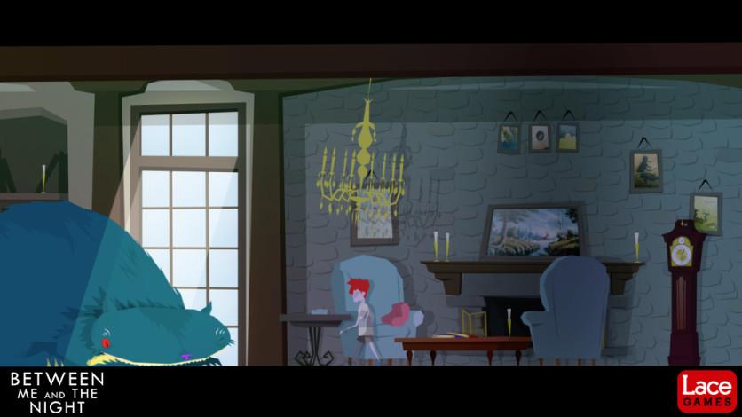Screenshot 3 - Between Me and the Night