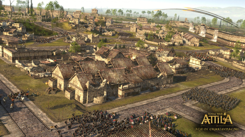Screenshot 7 - Total War: ATTILA – Age of Charlemagne Campaign Pack