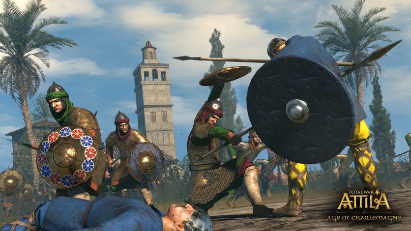 Screenshot 8 - Total War: ATTILA – Age of Charlemagne Campaign Pack