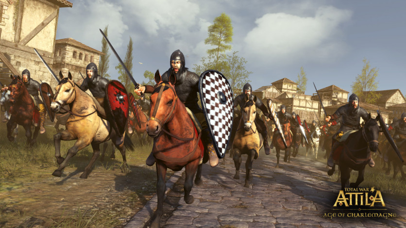 Screenshot 4 - Total War: ATTILA – Age of Charlemagne Campaign Pack