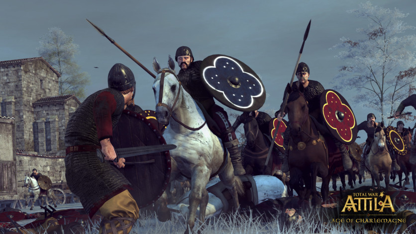 Screenshot 6 - Total War: ATTILA – Age of Charlemagne Campaign Pack