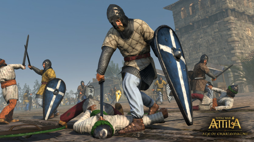 Screenshot 5 - Total War: ATTILA – Age of Charlemagne Campaign Pack