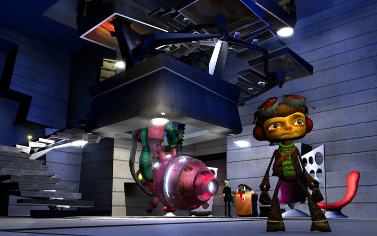 Screenshot 3 - Psychonauts