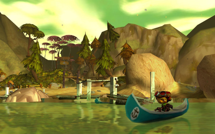 Screenshot 6 - Psychonauts