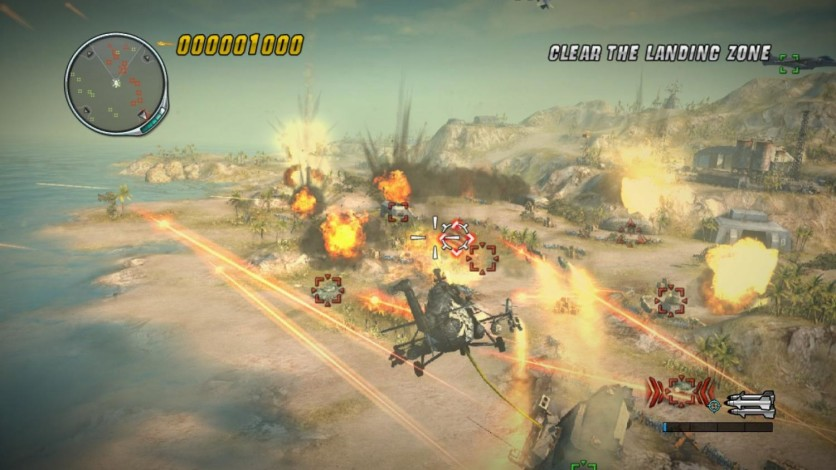 Screenshot 2 - Thunder Wolves
