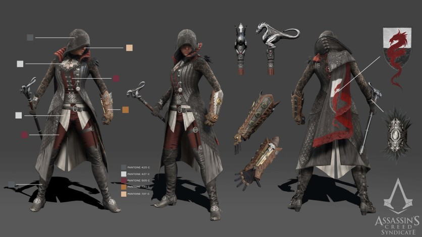 Screenshot 1 - Assassin's Creed Syndicate - Victorian Legends Pack