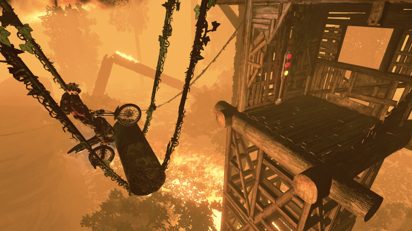 Screenshot 1 - Trials Fusion - After the Incident