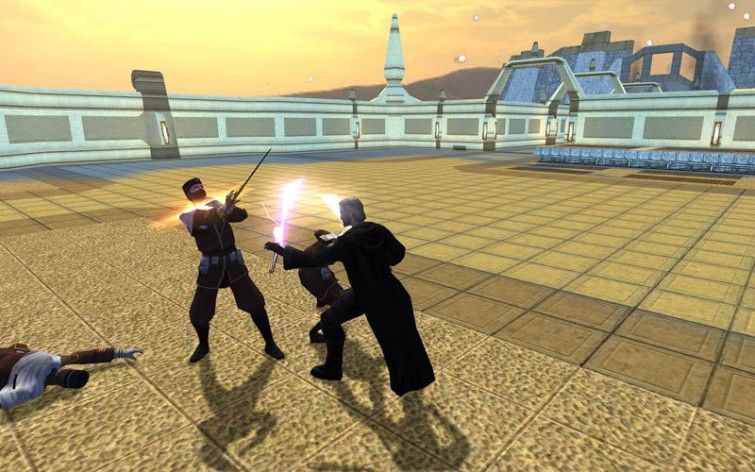 Screenshot 4 - Star Wars: Knights of the Old Republic II - The Sith Lords