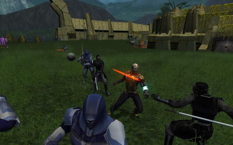 Screenshot 2 - Star Wars: Knights of the Old Republic II - The Sith Lords