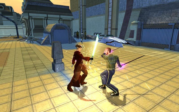 Screenshot 6 - Star Wars: Knights of the Old Republic II - The Sith Lords