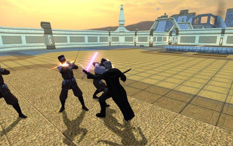 Screenshot 5 - Star Wars: Knights of the Old Republic II - The Sith Lords