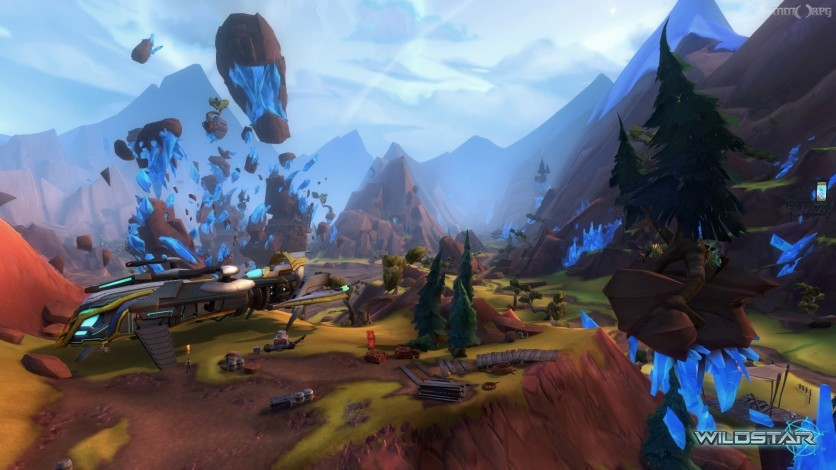 Screenshot 6 - WildStar