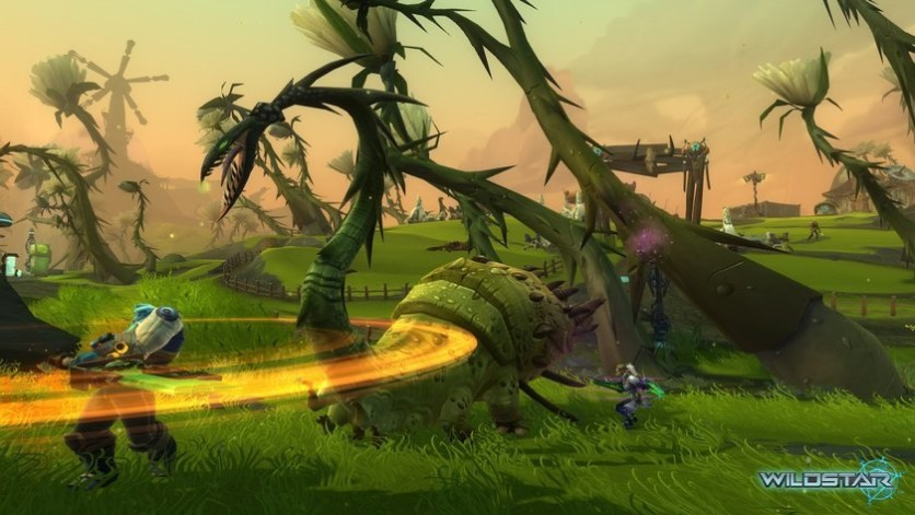 Screenshot 5 - WildStar