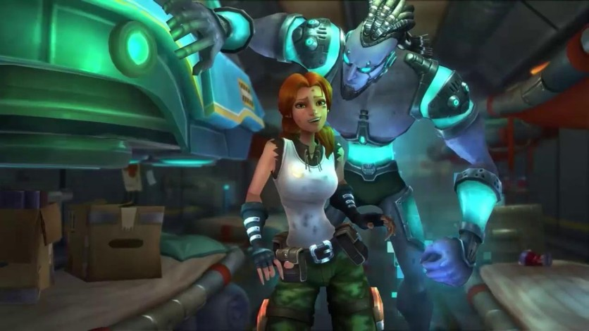 Screenshot 3 - WildStar