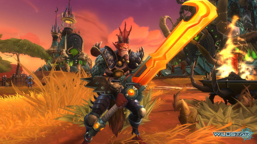 Screenshot 4 - WildStar