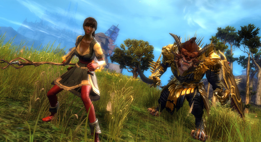 Guild Wars 2 - PC - Buy it at Nuuvem