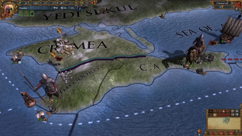 Screenshot 6 - Europa Universalis IV: Cossacks Content Pack