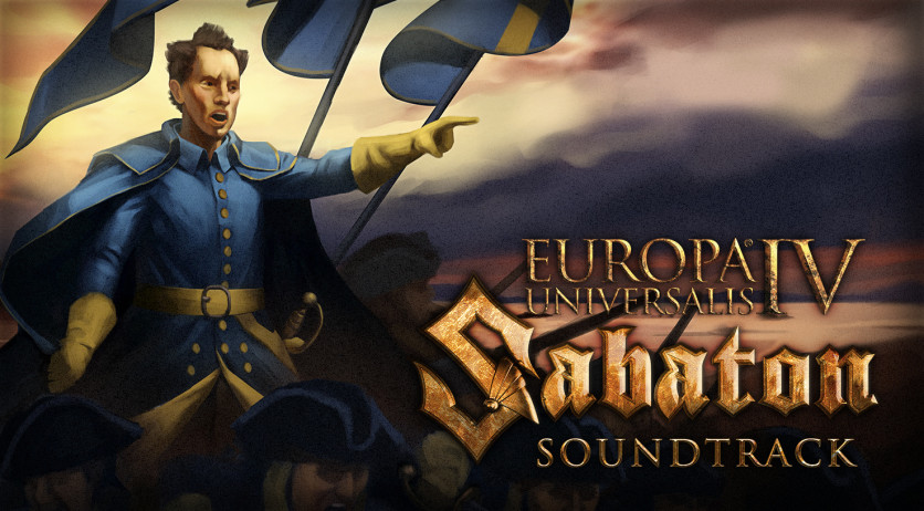 Screenshot 1 - Europa Universalis IV: Sabaton Soundtrack
