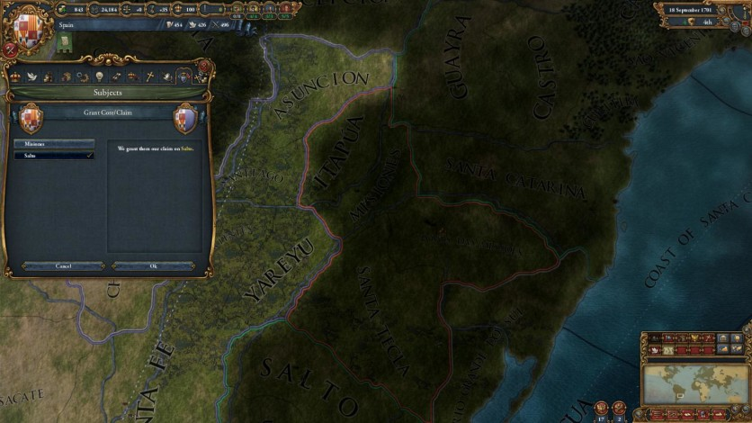 Screenshot 15 - Europa Universalis IV: Cossacks