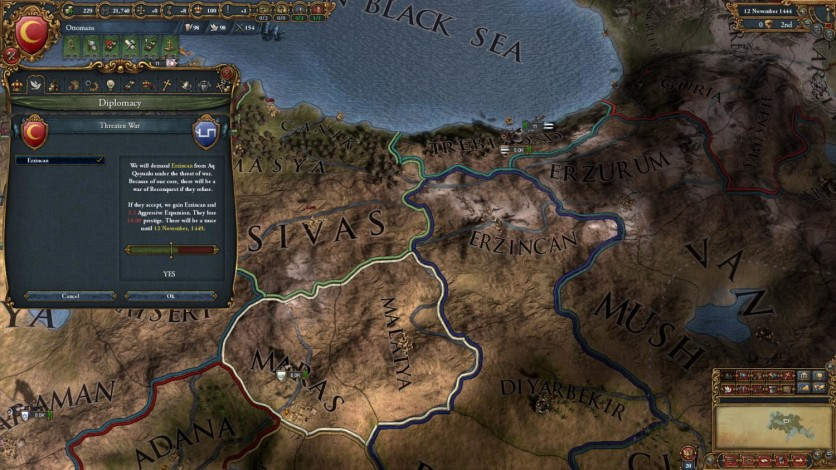 Screenshot 12 - Europa Universalis IV: Cossacks