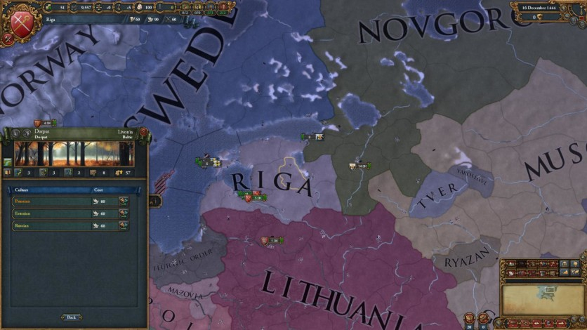 Screenshot 5 - Europa Universalis IV: Cossacks