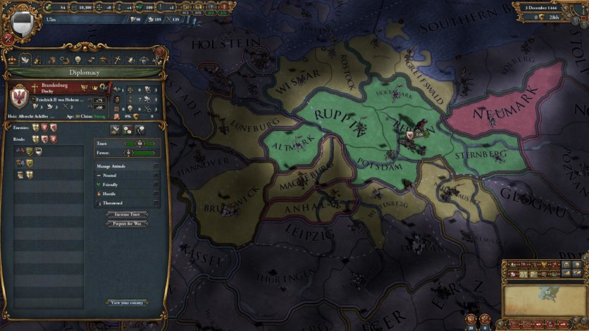 Screenshot 10 - Europa Universalis IV: Cossacks