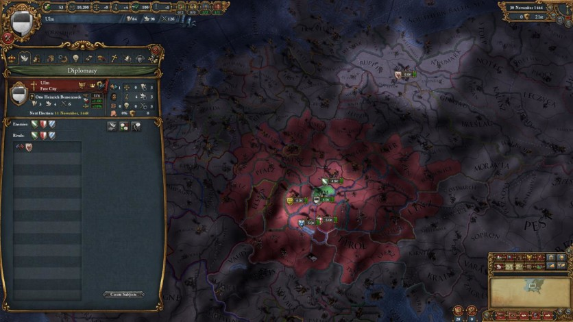 Screenshot 7 - Europa Universalis IV: Cossacks
