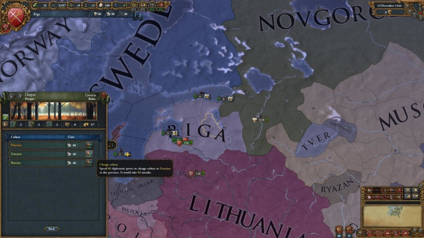 Screenshot 6 - Europa Universalis IV: Cossacks