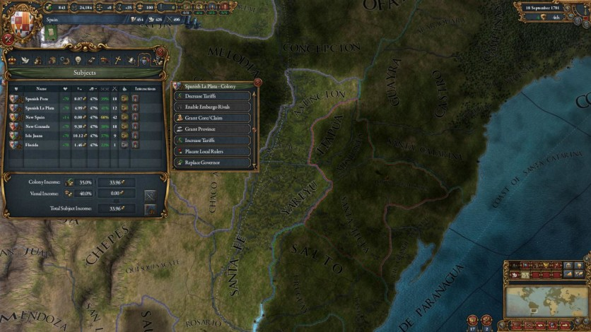 Screenshot 14 - Europa Universalis IV: Cossacks