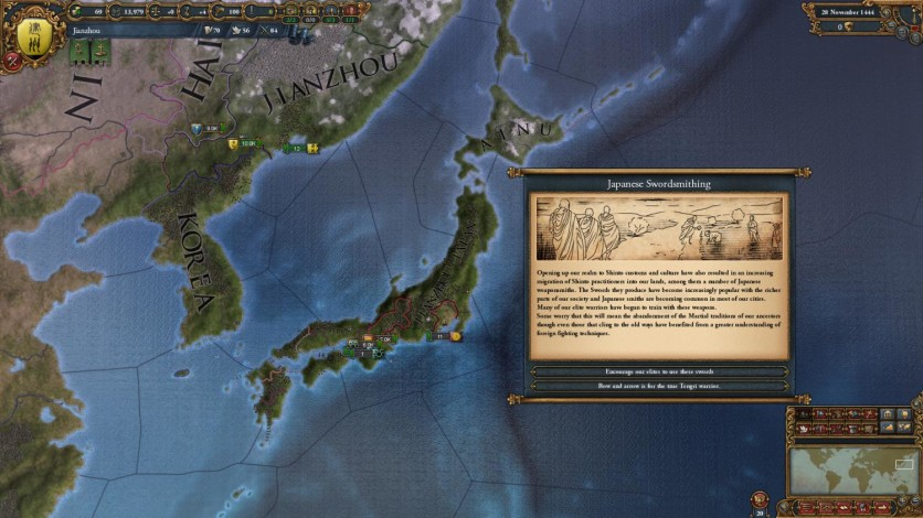 Screenshot 17 - Europa Universalis IV: Cossacks