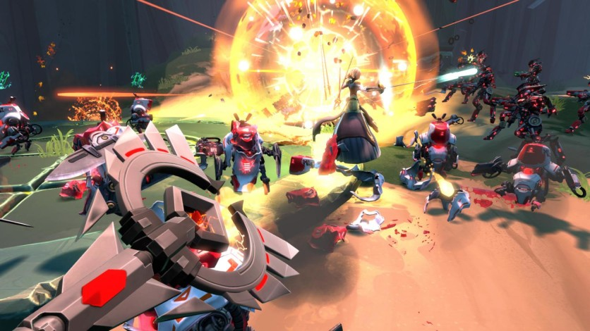 Screenshot 5 - Battleborn