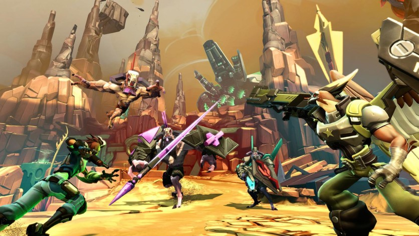 Screenshot 4 - Battleborn