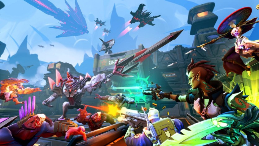 Screenshot 2 - Battleborn