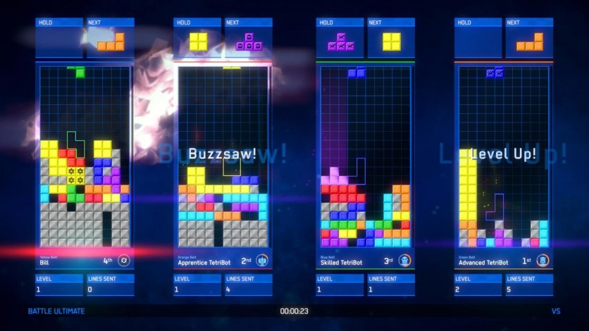Screenshot 5 - Tetris Ultimate