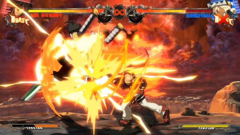 Screenshot 4 - GUILTY GEAR Xrd -SIGN-