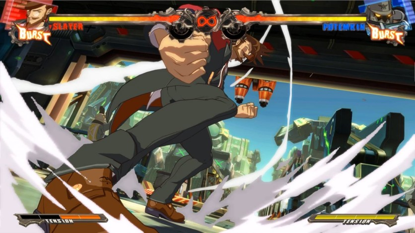 Screenshot 2 - GUILTY GEAR Xrd -SIGN-